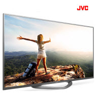 "JVC LT65NU45 65"" 3D Smart UHD LED TV"