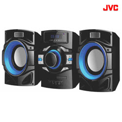 JVC MX-DN100A Mini DVD FM Bluetooth Karaoke Player