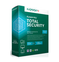 Kaspersky Total Security 3PC Multi Device DVD