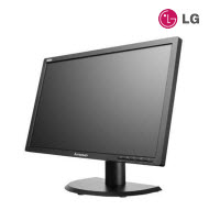Lenovo 60B0HAT1SA 23in FHD LED VGA+DVI Monitor