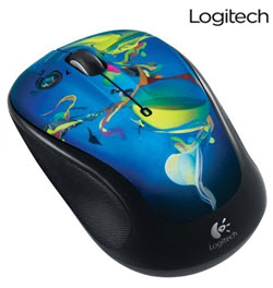 Logitech M325 Wireless Into the Deep Mouse