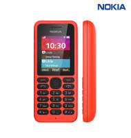 Nokia 130 video and music player Phone