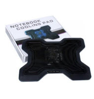 Portable Laptop Notebook NBC08BK Cooling Pad