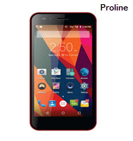 Proline XM-502 5.0 Inch LTE Dual Sim Red Android Smartphone