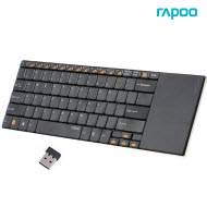 Rapoo E9180P 5GHz Wireless Ultra-slim Keyboard with Touchpad