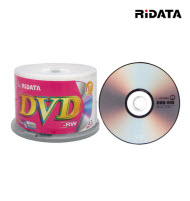 RiDATA DVD+R 16X 4.7GB Ink White Print - 10Packs