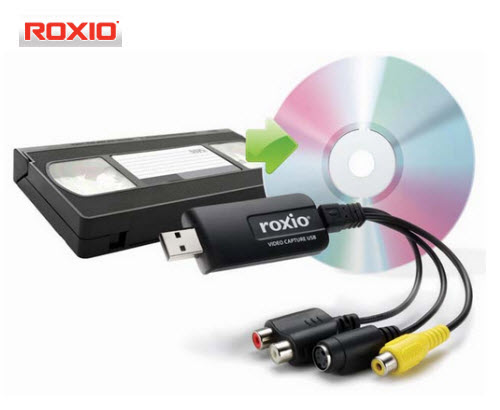 Roxio Easy Vhs To Dvd Plus 3.0 1