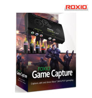 Roxio Game Capture & Edit Software