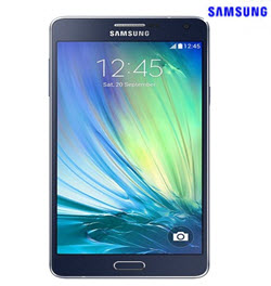 Samsung GALAXY A7 5.5 Inch Black Android Smartphone