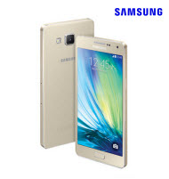 Samsung GALAXY A5 5.0 Inch Champagne Gold Smartphone