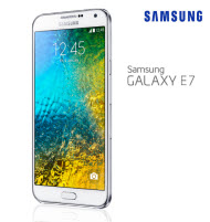 Samsung GALAXY E7 5.5 Inch Android Smartphone
