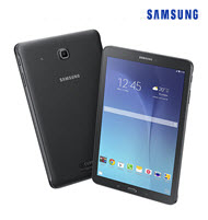 Samsung GALAXY TAB E 9.6in 8GB 3G Black Tablet