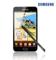 Samsung GALAXY Note 1  5.3 Inch Android Smartphone