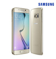 Samsung GALAXY S6 Edge 32gb Black/White LTE 5.1 Inch Android Sma