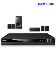 Samsung HT-E350K DVD Home Entertainment System