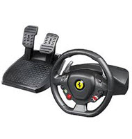 Gaming Steering Wheel with Pedals