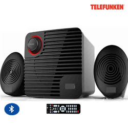 Telefunken TBTS-3619 Bluetooth Hifi Sound System Speaker