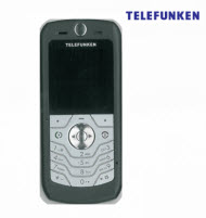 Telefunken TCP-017A Bar Type Cell Phone