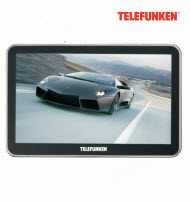 Telefunken TGPS-500BTV 5.0 Inch GPS Bluetooth and TV System