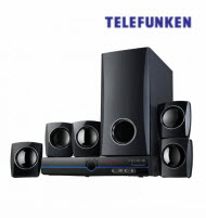 Telefunken THT-4000 HDMI 5.1 Channel Home Theatre System