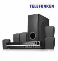 Telefunken THT-6000 HDMI 5.1 Channel Home Theatre System
