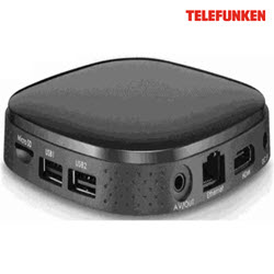 Telefunken TSTB-410 Quad Core 4k Smart TV Box