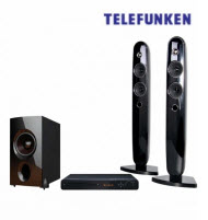 Telefunken VHT-2038 HDMI 2.1 Channel Tall Boy Home Theatre Syste