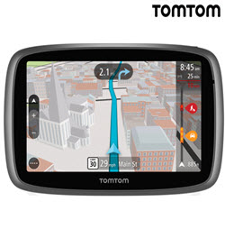 TomTom GO 500 Smart GPS with 57 African Maps