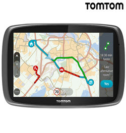 TomTom GO 6100 Smart GPS with World of Map