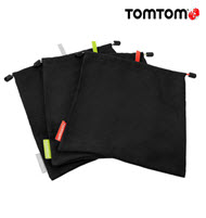 TomTom Microfibre Bags 3X