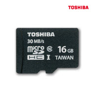 Toshiba SD-C016UHS1 16GB Micro SD Card