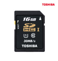 Toshiba SD-T016UHS1 16GB SD Card