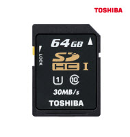 Toshiba SD-T064UHS1 64GB SD Card