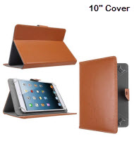 Universal 10 inch Tablet Cover - Orange