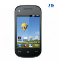 ZTE V795 3.5 Inch 1GHz Dual Core Android Phone
