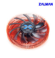 Zalman CNPS2X Super Quiet Mini-ITX CPU Cooler