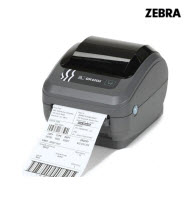 Zebra GK420T 203DPI Thermal Transfer Label Printer