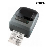 Zebra GK420D 200DPI Direct Thermal Desktop Label Printer