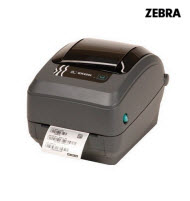 Zebra GX420T 203DPI Thermal Transfer Desktop Label Printer
