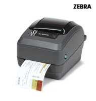 Zebra GX430 High Resolution Thermal Transfer Desktop Label Print