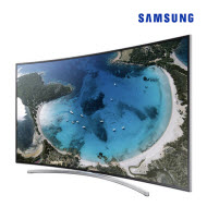 "Samsung 8 Series UA65H8000 65"" Curved Smart 3D LED TV"