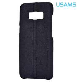 USAMS Joe Series Back Cover for Samsung S8 Plus Black