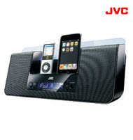 JVC NX-PN10 Portable iPod/iPhone Docking System