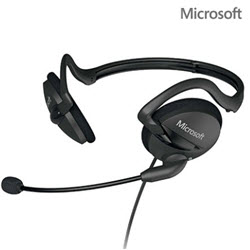Microsoft LX-2000 LifeChat Wired Headset
