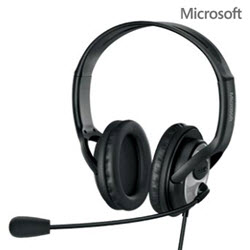 Microsoft LX-3000 LifeChat Wired Headset