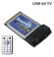 TV Card with FM & Remote