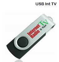 USB Internet TV with Radio Player & Recorder