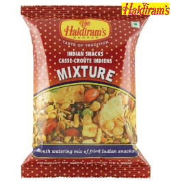 Haldiram Mixture Namkeem 350gm Snacks