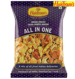 Haldiram All In One Mixture Namkeen 350gm Snacks