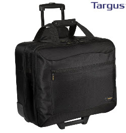 Targus TCG717 17 Inch Metro Rolling Notebook Case